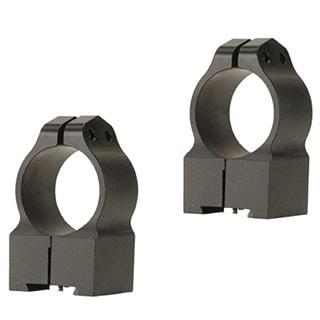 Warne 30mm 7.3/22 High Matte Rings