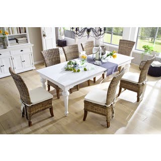 NovaSolo White Mahogany Dining Table|https://ak1.ostkcdn.com/images/products/10207118/P17329973.jpg?impolicy=medium
