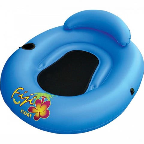 Airhead Fiji Float Inflatable Single Person Lounge