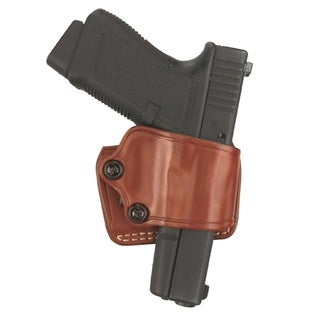 G&G Chestnut Brown Yaqui Slide Holster
