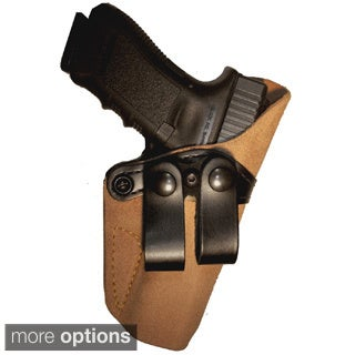 G&G Chestnut Brwn Blk Belt Loop IP Holster