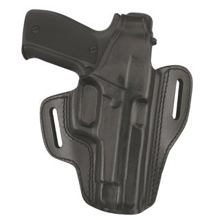 G&G Black Two Slot Pancake Holster