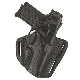 G&G Blk Three Slot Pancake Holster