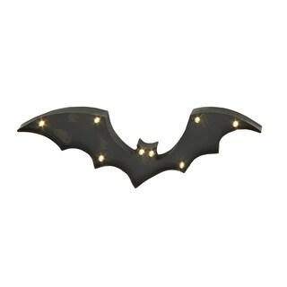 Metal LED Bat Marquee
