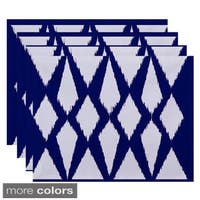 Geometric Print Table Top Placemat (Set of 4)