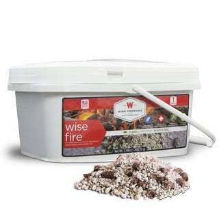 WiseFire 1 Gallon Fire Starter