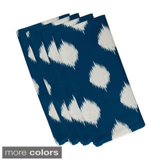 Static Polka-dot 19-inch Table Top Napkin