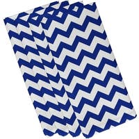 Geometric Chevron Print 19-inch Table Top Napkin
