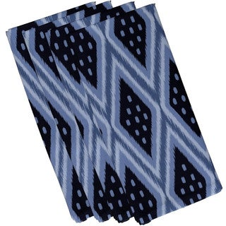 Tribal Diamond Print 19-inch Table Top Napkin