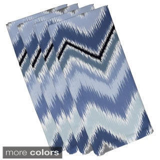 Tribal Chevron Stripe Print 19-inch Table Top Napkin
