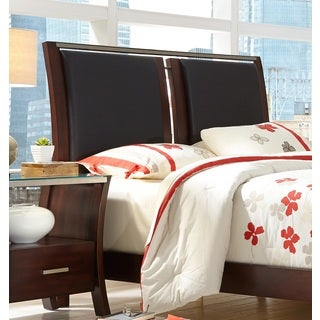 Avalon Upholstered Sleigh Bed