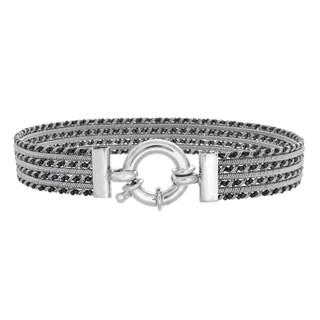 Sterling Essentials Silver Cuff Bracelet