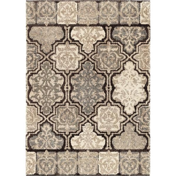 Orian Rugs Carolina Wild Modern Tile Overstock 10207886