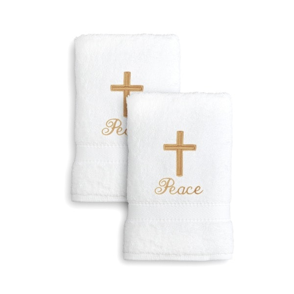 Shop Authentic Hotel and Spa Embroidered Cross Turkish ...