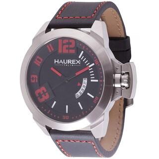 Haurex Italy Mens Storm Black Watch