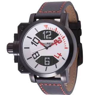 Haurex Italy Mens Gun Black Watch