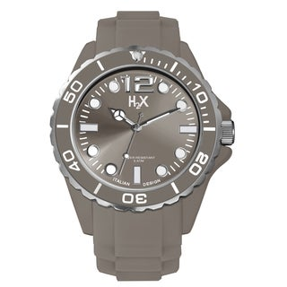 Haurex H2X Mens Reef Grey Watch (Option: Grey)