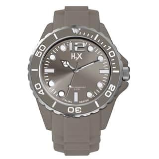 Haurex H2X Mens Reef Grey Watch|https://ak1.ostkcdn.com/images/products/10208186/P17330924.jpg?impolicy=medium