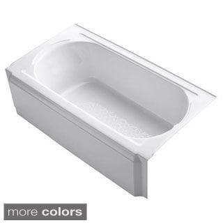 Kohler Memoirs 5 Foot Right-hand Drain Cast Iron Soaking Tub