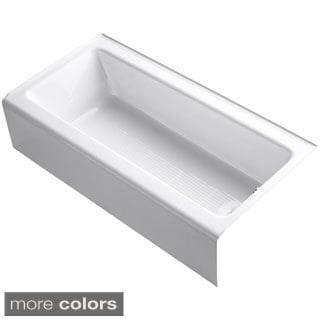 Kohler Bellwether 5-foot Right Drain Bathtub with Integral Apron