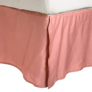 Superior Solid Wrinkle Resistant Microfiber 15-inch Drop Bedskirt|https://ak1.ostkcdn.com/images/products/10208342/P17331081.jpg?impolicy=medium