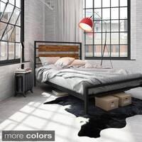 Carbon Loft Banting 60-inch Queen-size Metal Bed