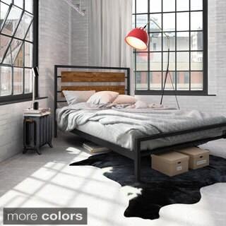 Amisco Fargo 60-inch Queen-size Metal Bed