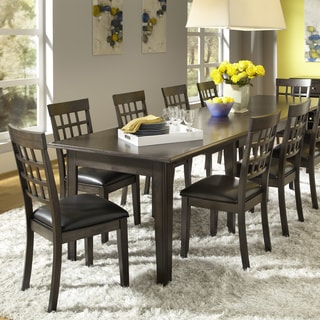 Simply Solid Corina Solid Wood 13 Piece Dining Collection