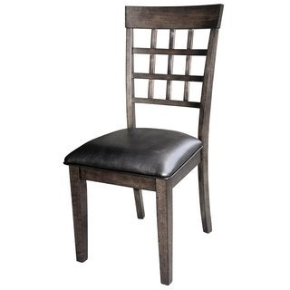 Simply Solid Corina Latticeback Chairs (Set of 2)