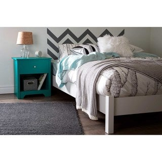 South Shore Vito 1-Drawer Nightstand