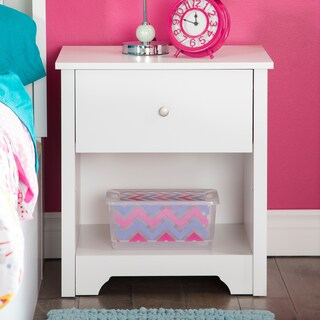South Shore Vito 1-drawer Night Stand (5 options available)
