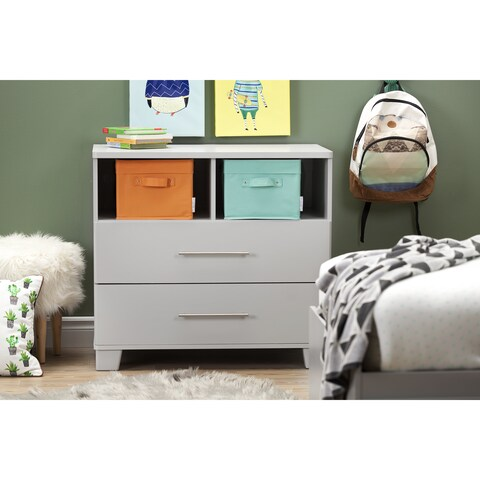 South Shore Cuddly Changing Table with Removable Changing Station