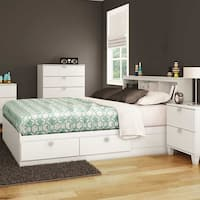 South Shore Karma 54-inch Full Mates Bed