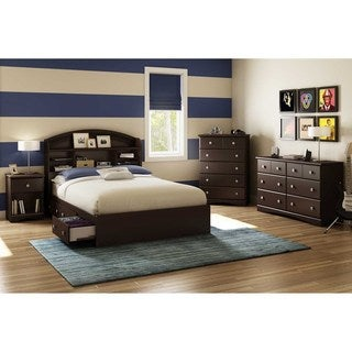 South Shore Morning Dew 54-inch Full Mates Bed