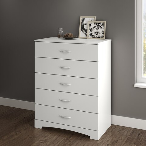 South Shore Step One 5-Drawer Chest