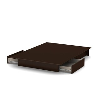 South Shore Step One Full/ Queen Platform Bed