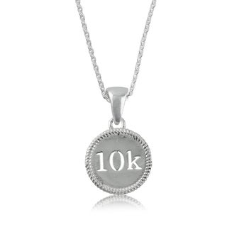 10K Sterling Silver Necklace