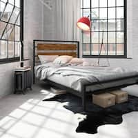 Carbon Loft Banting 54-inch Full-size Metal Bed