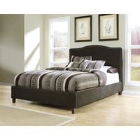Signature Design by Ashley Kasidon Brown King-size UpHolstered Bed Frame