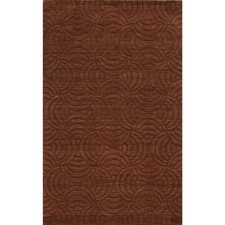 Rizzy Home Technique 100-percent Wool Accent Rug (8' x 10')Rizzy Home