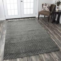 Technique 100-percent Wool Accent Rug (5' x 8')