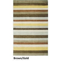 Rizzy Home Platoon New Zealand Wool Accent Rug - 3' x 5'