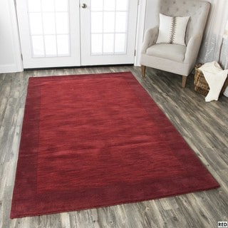 Rizzy Home Platoon New Zealand Wool Area Rug (8' x 10')