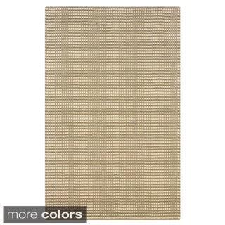 Rizzy Home Platoon New Zealand Wool Accent Rug (5' x 8') - 5' x 8'