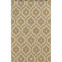 Rizzy Home Rockport 100-percent Wool Hand-tufted Accent Rug - 2' x 3'