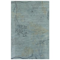 Rizzy Home - Home Craft Hand-tufted 100-percent Wool Accent Rug (2' x 3')