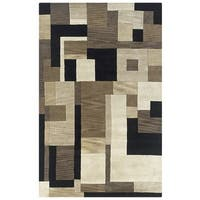 Rizzy Home Home Hand-tufted Craft Wool Accent Rug - 2' x 3'