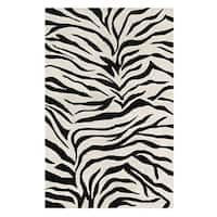Rizzy Home Home Craft Hand-tufted Wool Accent Rug (2' x 3')