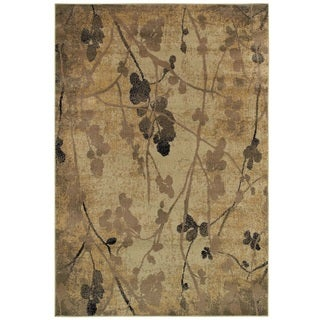 """Rizzy Home Bay Side Collection Power-loomed Accent Rug (7'10 x 10'10) - 7'10"""" x 10'10"""""""