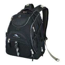 High Sierra Access Pack Black 17-inch Laptop Backpack